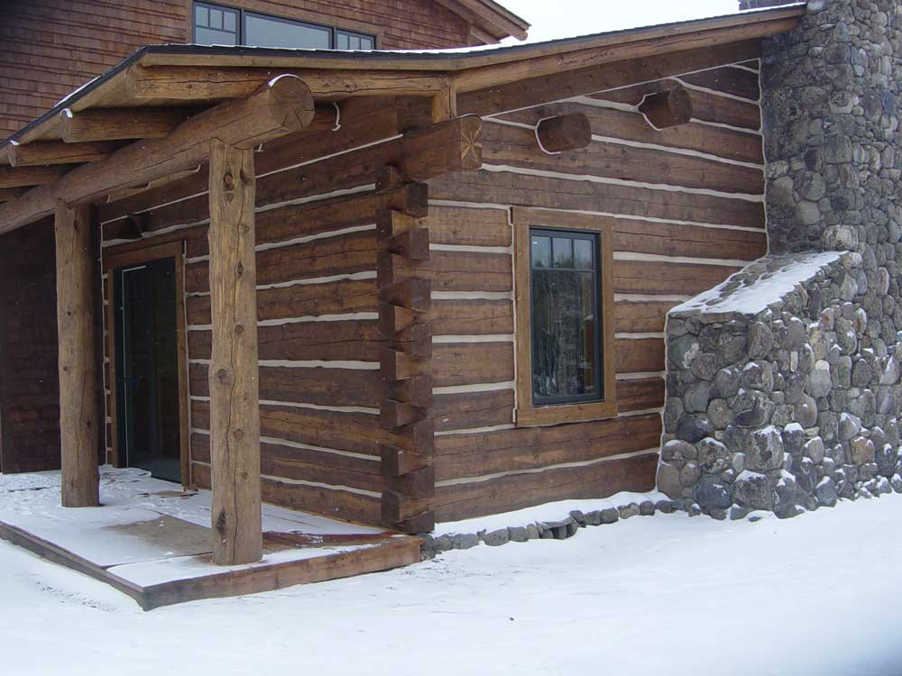 Log Home and Cabin Chinking